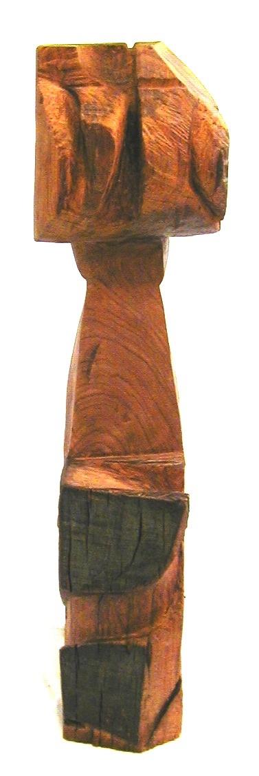 Skulpturen aus Holz - Bildhauer Søren Engel aus Hamburg - Holzskulptur