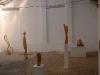 Skulpturen Ansammlung