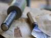 Detail Werkzeug Bildhauer