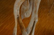 Skulptur aus Holz von Søren Engel - freier Bildhauer aus Hamburg