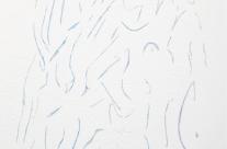 Schichtschnitte, die Skulptur der Malerei
