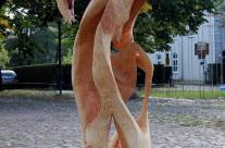 Skulptur, Selbstbildnis 2